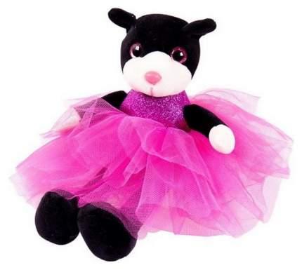Мягкая игрушка ABtoys Кошка в платье, 20 см
