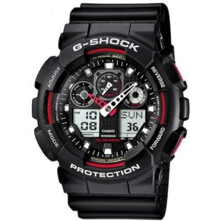 Спортивные наручные часы Casio G-Shock GA-100-1A4