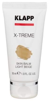 Тональный крем Klapp X-TREME Skin Balm Light Beige 30 мл
