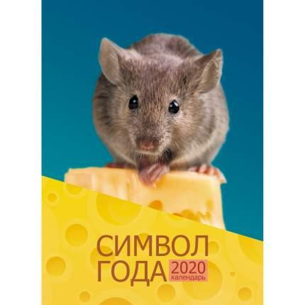 Календарь 2020 Символ года Дизайн 3 (Евроспираль), КПВМ2003