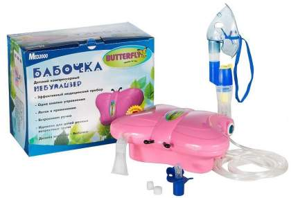 Ингалятор MED2000 Бабочка компрессорный детский
