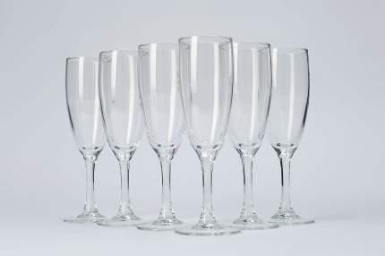 Набор фужеров Luminarc french brasserie для шампанского 6шт
