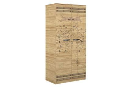 Платяной шкаф Hoff 80105297 84х42х225, швейцарский вяз