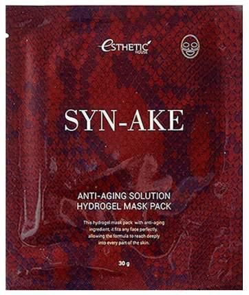 Маска для лица Esthetic House Syn-Ake Anti-Aging Solution Hydrogel Mask Pack 28 мл