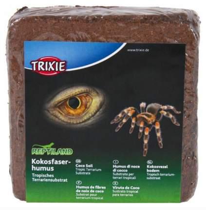 Грунт для террариума Trixie Тропики, брикет, 2 л