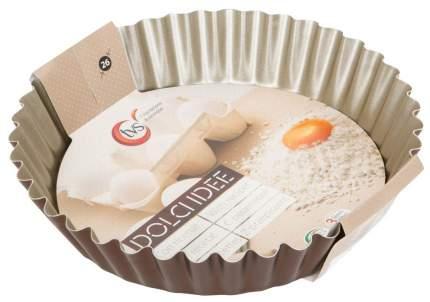 Форма для торта рифлёная 26 см tvs Dolci Idee