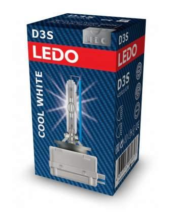 Штатные ксеноновые лампы Ledo 42302LXCW