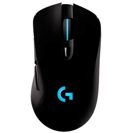 Беспроводная игровая мышь Logitech G703 Lighspeed Black (910-005640)