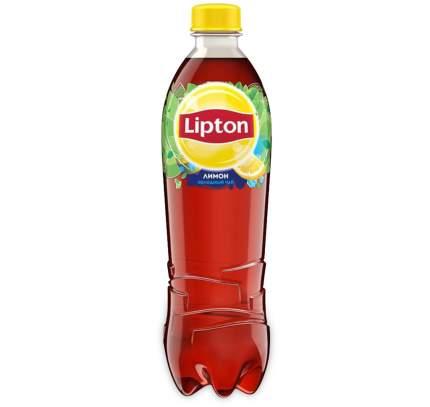 Холодный чай Lipton вкус лимона 1.5 л