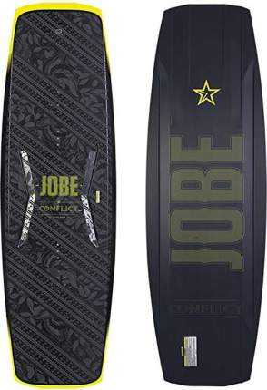 Вейкборд Jobe 2016 Conflict Flex Wakeboard Series Black 138