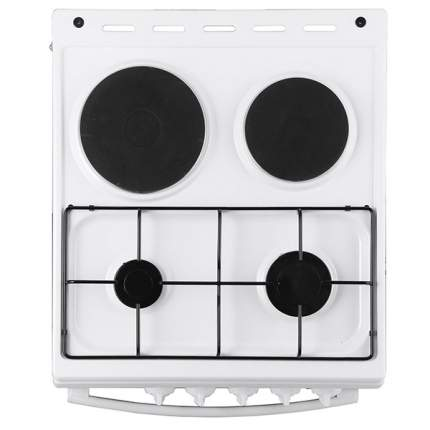 Комбинированная плита Flama RK 2213 White White