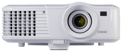 Видеопроектор Canon LV-X320 White