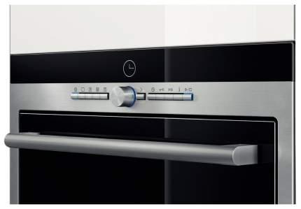 Встраиваемый электрический духовой шкаф Siemens HB78AU570 Silver