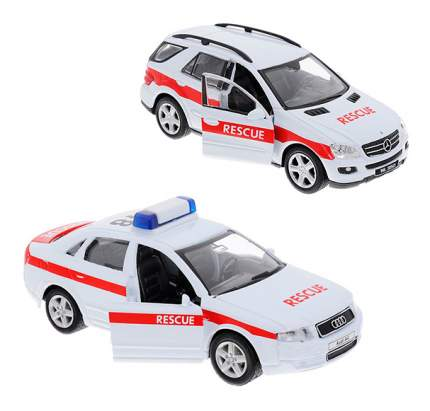 Набор машин спецслужб Welly 99610-6c