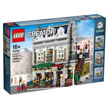 Конструктор LEGO Creator Expert Парижский ресторан (10243)