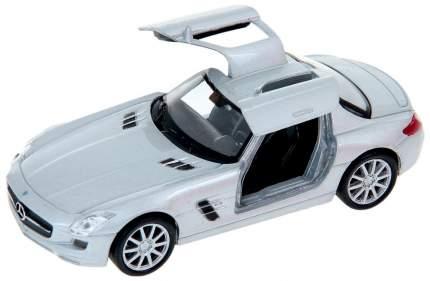 Коллекционная модель Welly Mercedes-Benz SLS AMG 43627 1:34