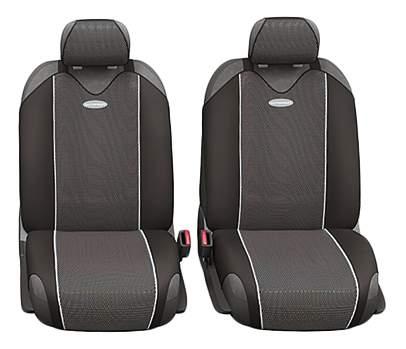 Комплект чехлов-маек Autoprofi Carbon CRB-802 GY