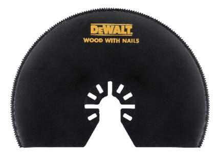 Сегментный пильный диск по дереву для реноватора DeWALT DT20708-QZ