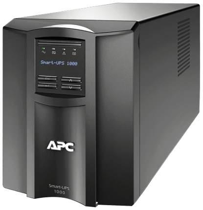 Источник бесперебойного питания APC SMART SMT1000I Black