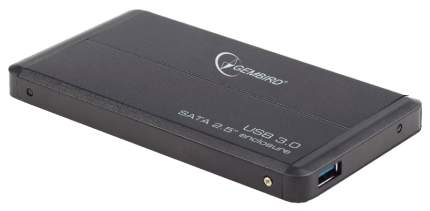Внешний карман (контейнер) для HDD Gembird EE2-U3S-2 Black