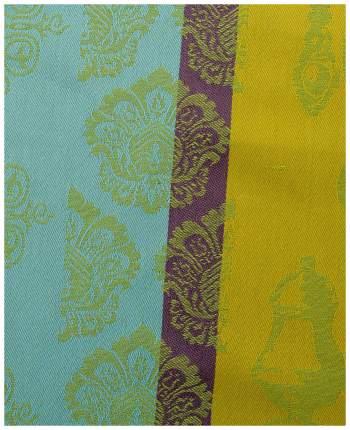 Фартук Arloni 9010 Классик Желтый, зеленый