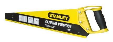 Ножовка по дереву Stanley OPP 500мм 11tpi 1-20-094
