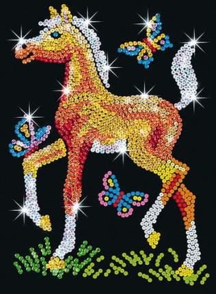 Мозаика из блесток KSG Жеребенок junior (0905)