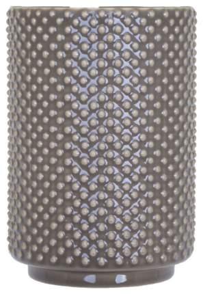 Стакан для зубных щеток Spirella Mero фаянс Серо-коричневый