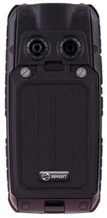 Мобильный телефон SENSEIT P101 чёрный