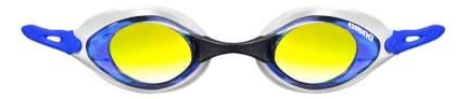 Очки для плавания Arena Cobra Mirror 92354 синие/белые/желтые (17)