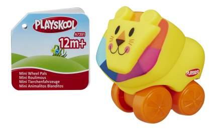 Машинка пластиковая Hasbro Playskool Лев