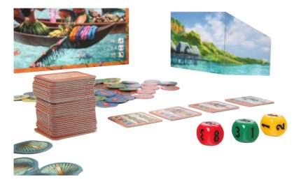 Экономическая настольная игра Zvezda Полинезия