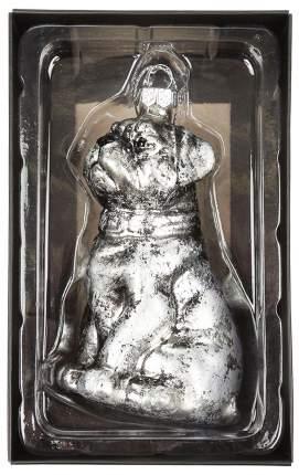 Елочная игрушка Kuchenland Бронзовая собачка 15 см