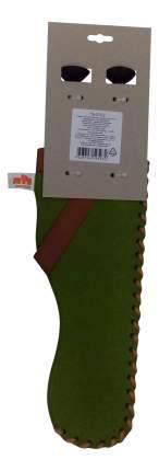 Три богатыря Деревянное оружие Три богатыря Колчан зеленый и 2 стрелы для лука ТБ-013-2