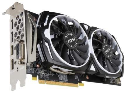 Видеокарта MSI Armor Radeon RX 580 (RX580 ARMOR 8G OC)