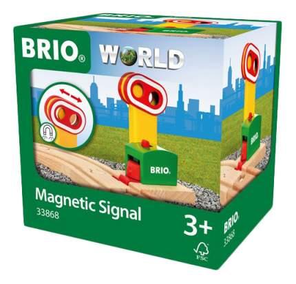 Автоматический семафор World железной дороги Brio 33868