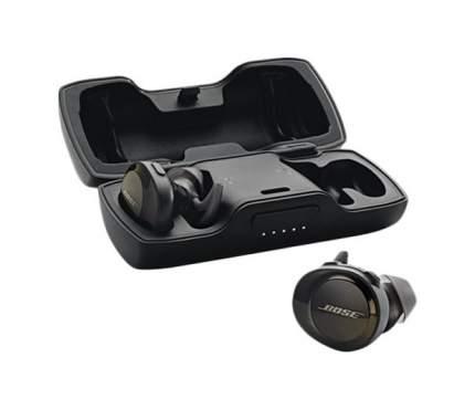 Беспроводные наушники Bose SoundSport Free Wireless Black
