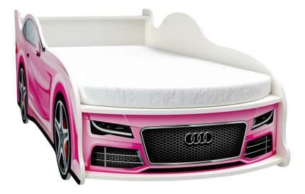 Кровать Vivera Ауди розовая