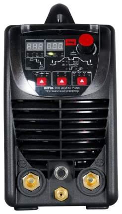 Аргонодуговой сварочный инвертор FUBAG INTIG 200 AC/DC PULSE + горелка FB TIG 26 5P 4m