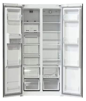 Холодильник Ginzzu NFK-465 Silver