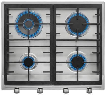 Встраиваемая варочная панель газовая TEKA EX 60.1 4G AI AL CI DR Silver