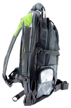 Туристический рюкзак Wenger Narrow Hiking 22 л серый/зеленый