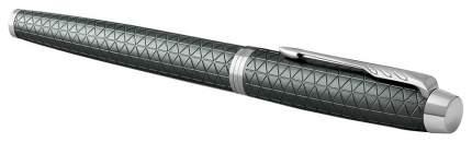 Ручка-роллер Parker IM Premium - Green CT, F, BL