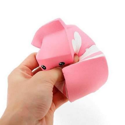 Игрушка-антистресс 1Toy мммняшка squishy, молоко Т12316