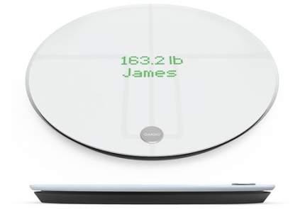 Весы напольные Qardio QardioBase 2 White