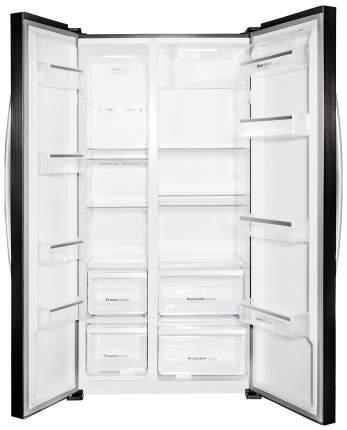 Холодильник Daewoo RSH5110BNG Black