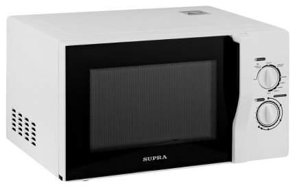 Микроволновая печь с грилем Supra 23MWG45 white/black