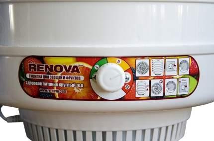 Сушилка для овощей и фруктов RENOVA DH-500 V/5 white