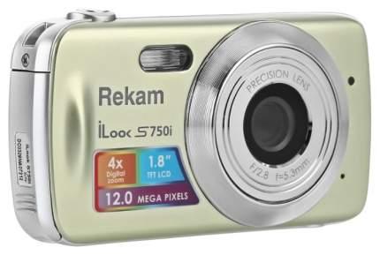 Фотоаппарат цифровой компактный Rekam iLook S750i Yellow