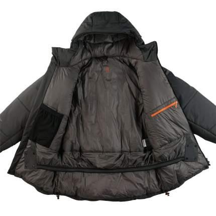 Спортивная куртка мужская Sivera Инта Про, black, XXL
